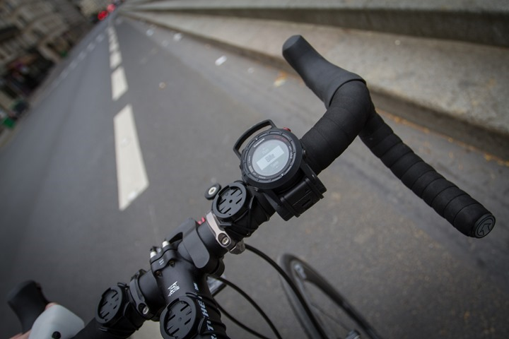 Garmin Fenix2 Cycling