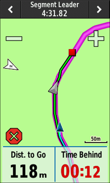 Segment 5 - Approaching Finish