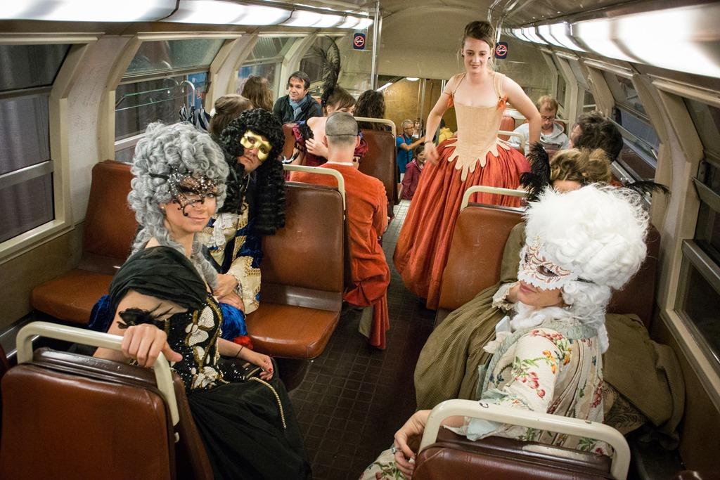 A night at the Versailles Masquerade Ball | DC Rainmaker