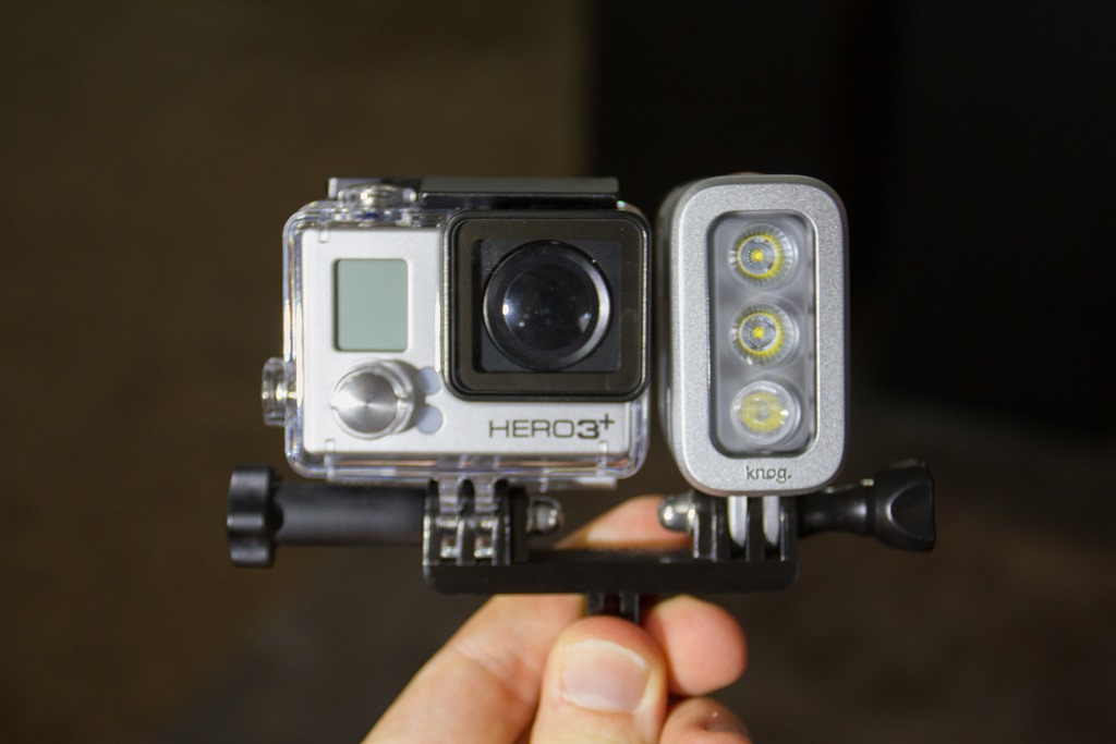 IMG_8159 & Knog releases new Qudos dual GoPro and bike light system | DC ... azcodes.com