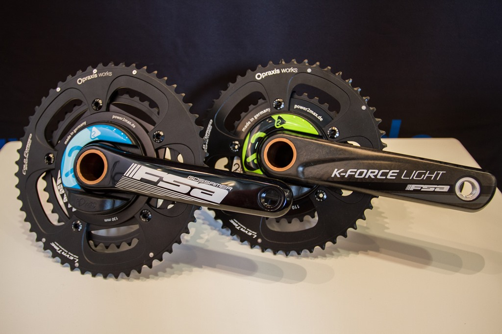 Power2max Introduces Type S Mountain Bike Power Meter
