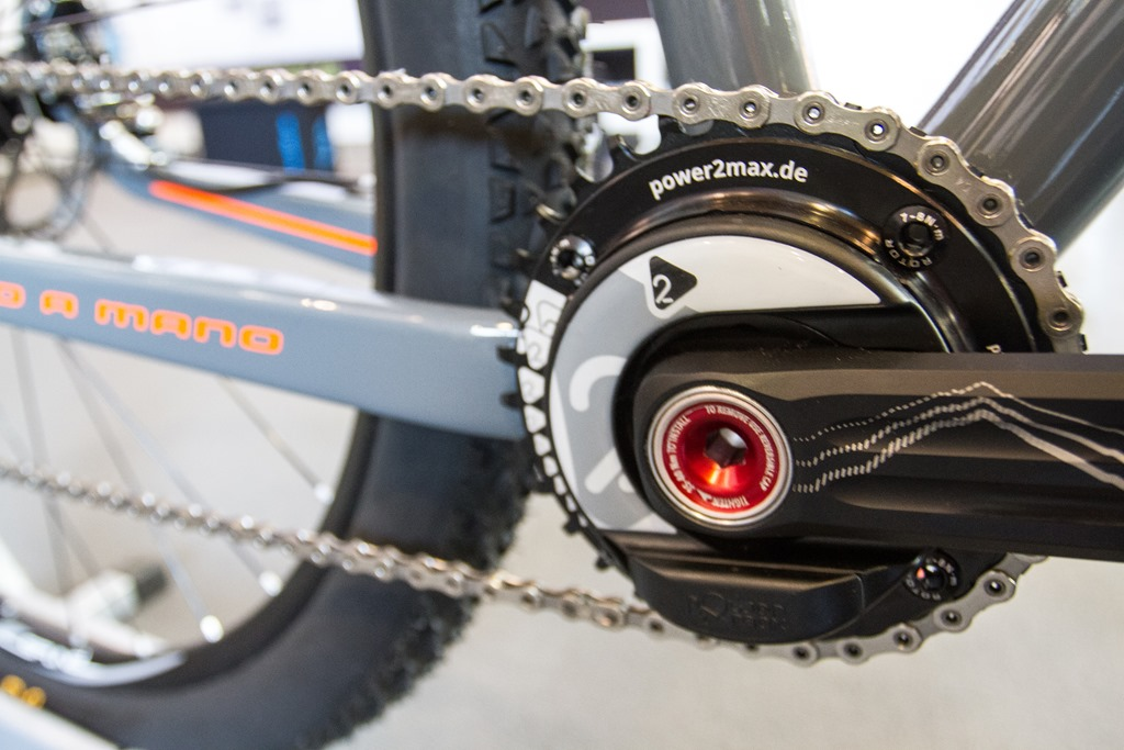 Power2max Introduces Type S Mountain Bike Power Meter Additional