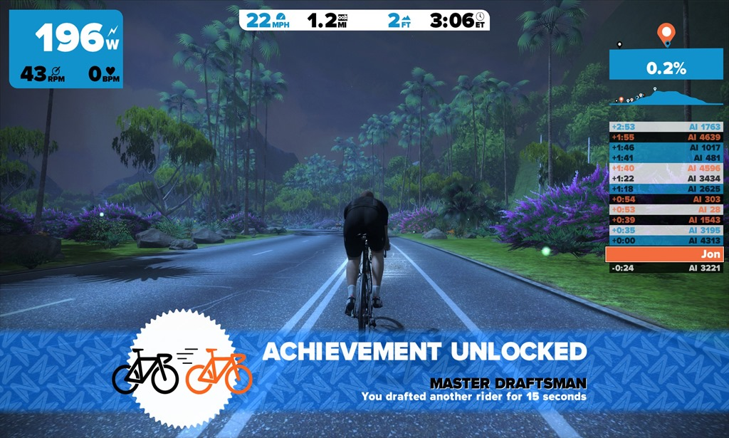 First look at Zwift, an ultra real graphics trainer app | DC