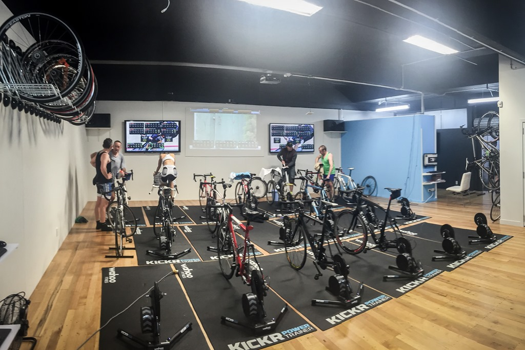 e27efbd15f A Morning At Velo Boutique–A Full KICKR Group Cycling Studio | DC ...