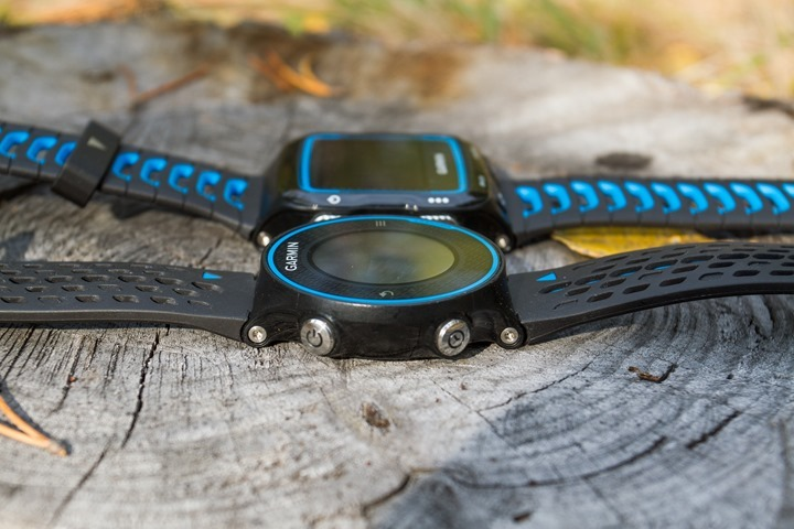Garmin FR920XT - On a diet
