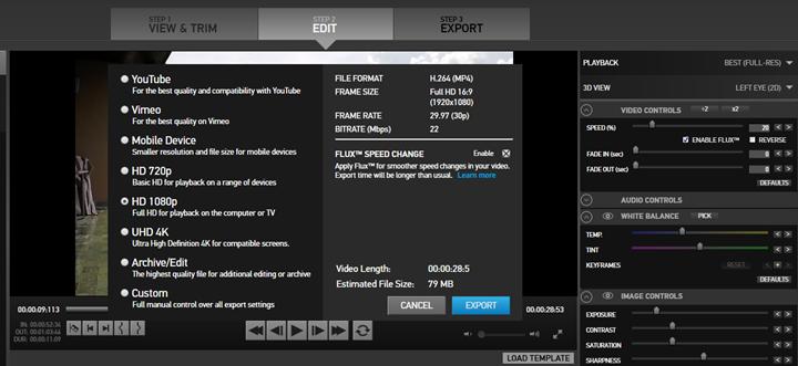 GoPro-Studio-VideoExportOptions