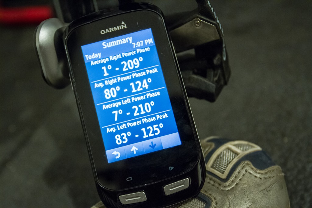 Huge Garmin Edge 510/810/1000 Update: Cycling Dynamics, Di2 Support