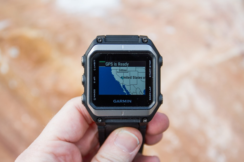 Hands-on with the Garmin Epix GPS mapping & multisport watch ... on