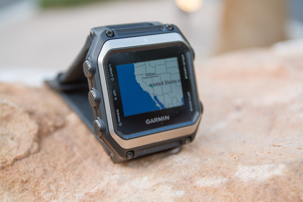 Hands-on with the Garmin Epix GPS mapping & multisport watch