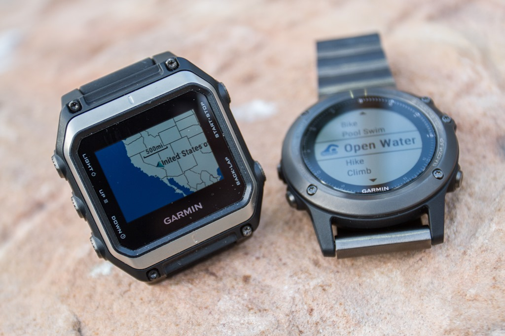 Hands-on with the Garmin Epix GPS mapping & multisport watch | DC