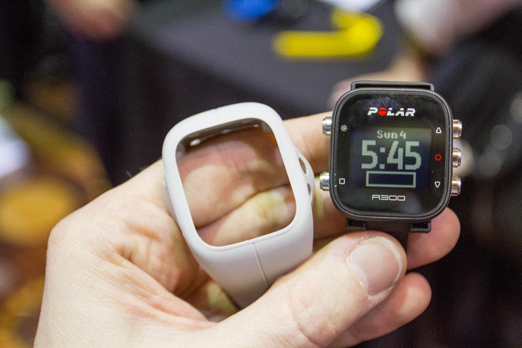 Polar Announces A300 Activity Tracker Watch Also