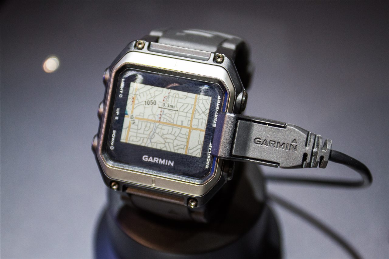 Handson With The Garmin Epix GPS Mapping Multisport Watch DC - Can you download us trail maps to garmin