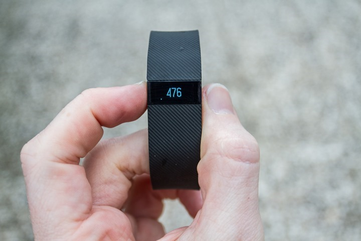 FitbitChargeHR-Calories