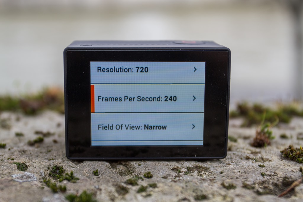 A look at GoPro\'s new firmware updates, including time lapse ...