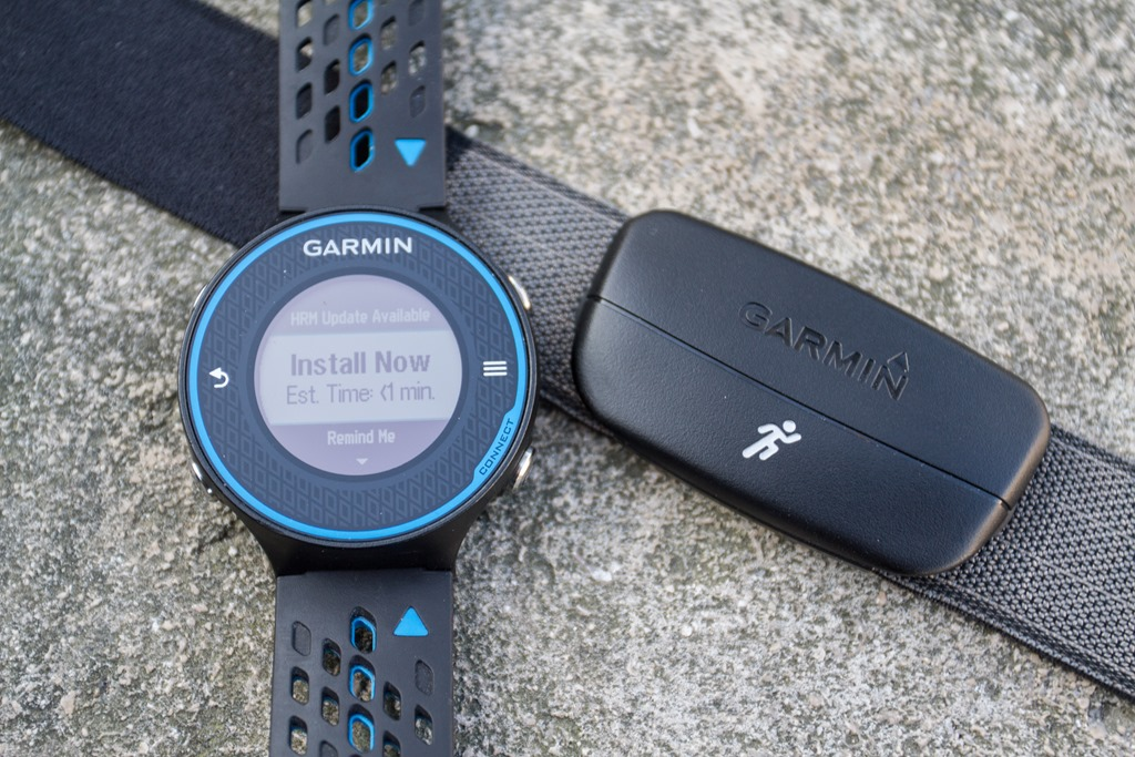 Everything you ever wanted to know about the Garmin HRM-RUN | DC