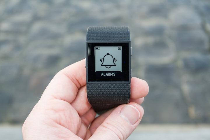 Fitbit-Surge-Alarm-Configuration