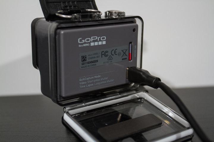 GoPro-Hero-Base-Charging-Download