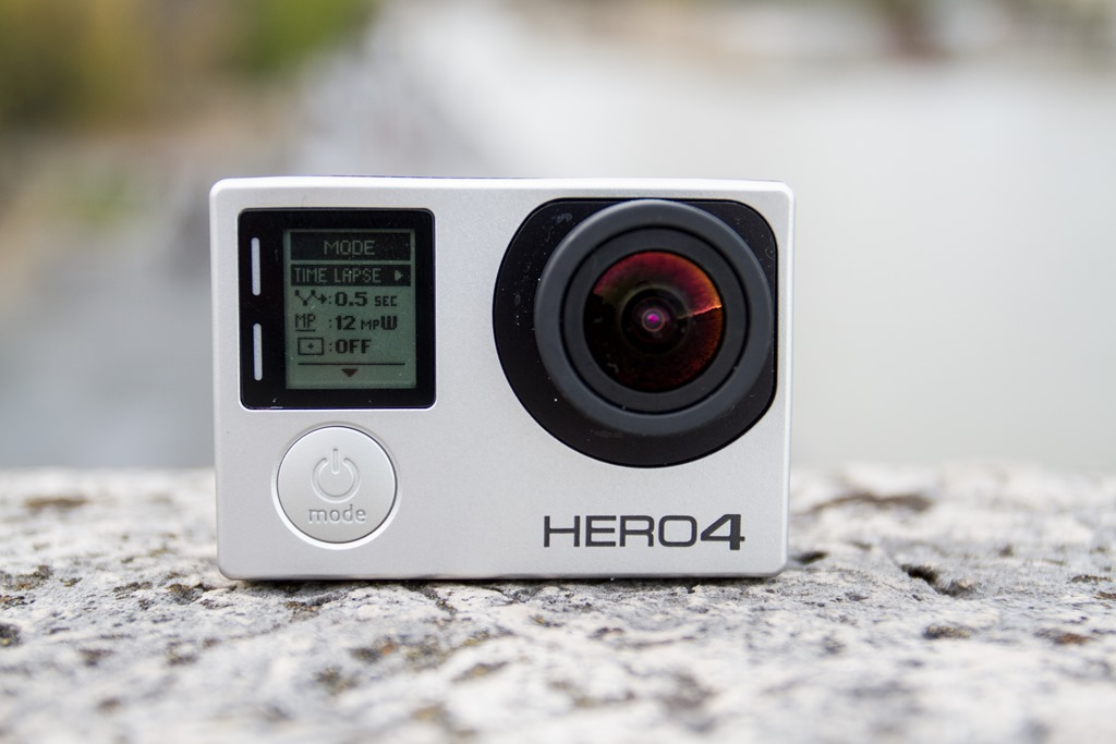 how to set time lapse on gopro hero 4