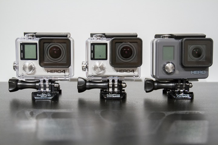 GoProHero4-2014-Silver-Black-Lineup-Front