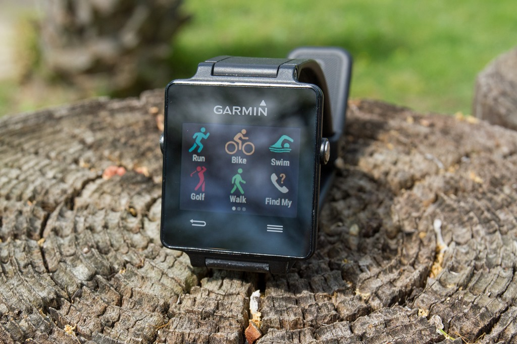how to change watch face garmon vivoactive 3