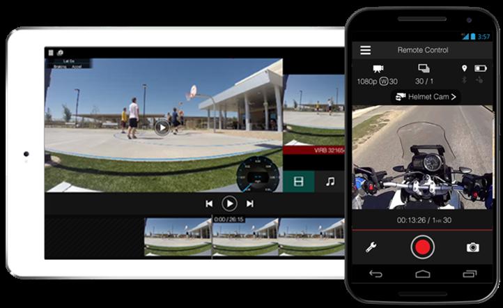 VIRB-Phone-App