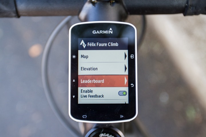 Garmin-Edge520-Strava-SegmentOptions