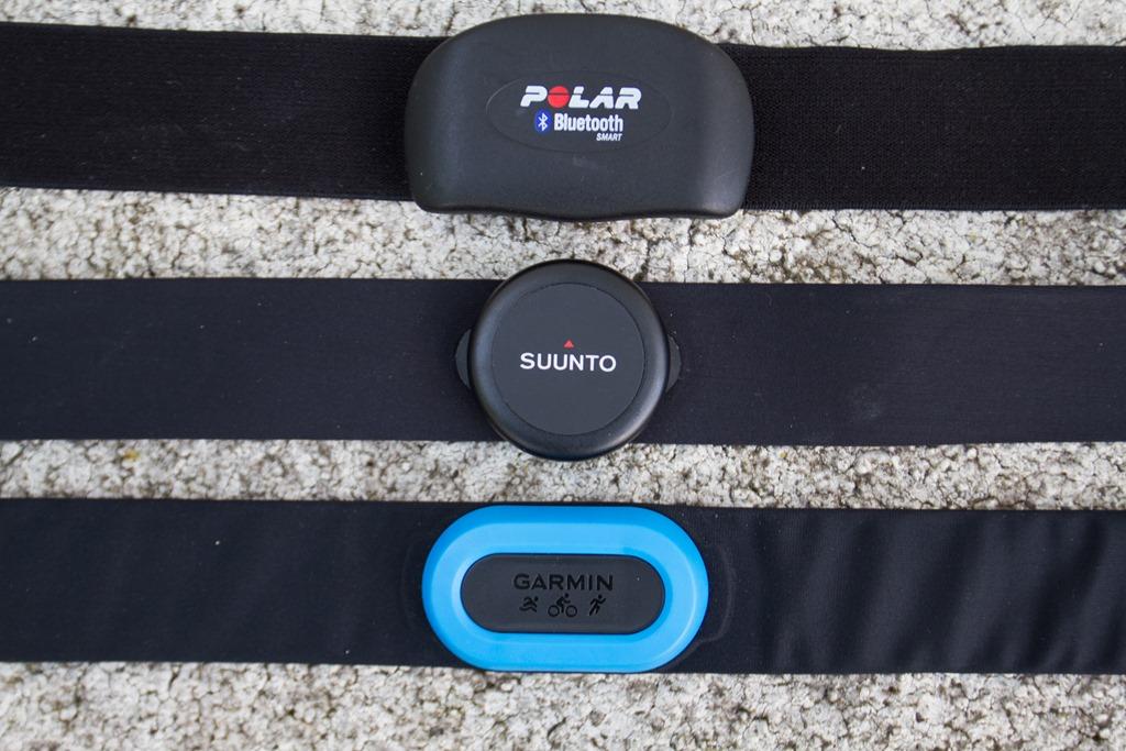 Suunto Dual Belt Strap Heart Rate Sensor