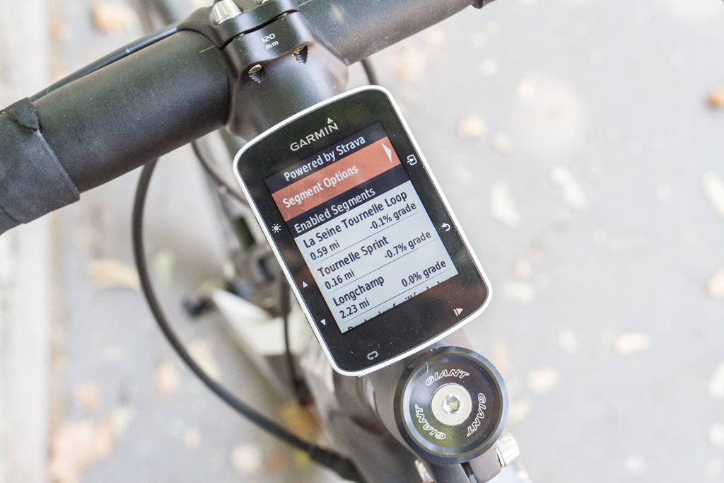 Hands on: Strava and Garmin introduce on-device Live