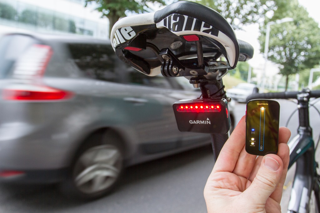 Hands on with Garmin's new Varia bike radar and smart ...