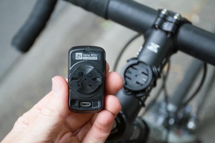 Varia-Bike-Radar-Charging-Port