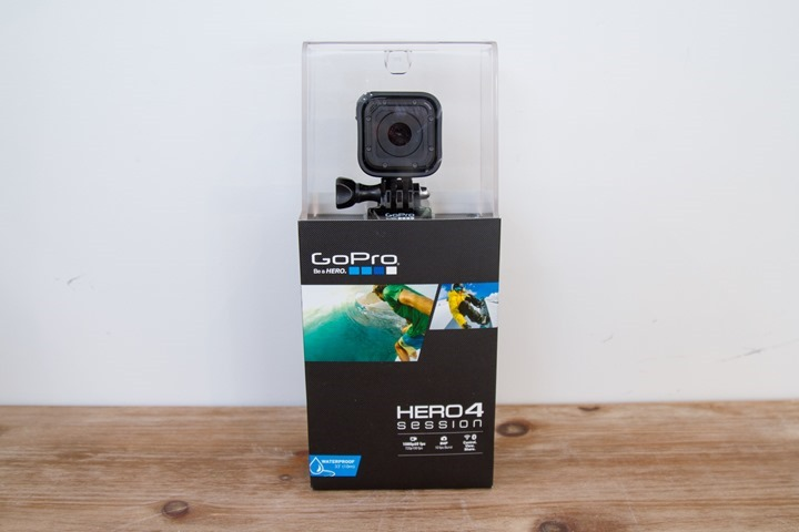 GoPro Hero4 Session In-Depth Review | DC Rainmaker