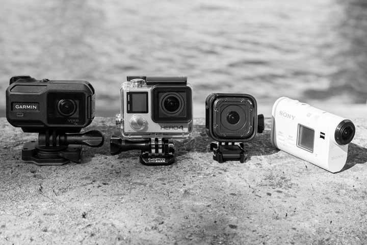 GoPro-Hero4-Session-Sony-VIRB-XE-Hero4-Silver