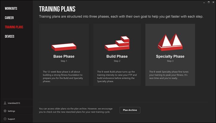 training-plans