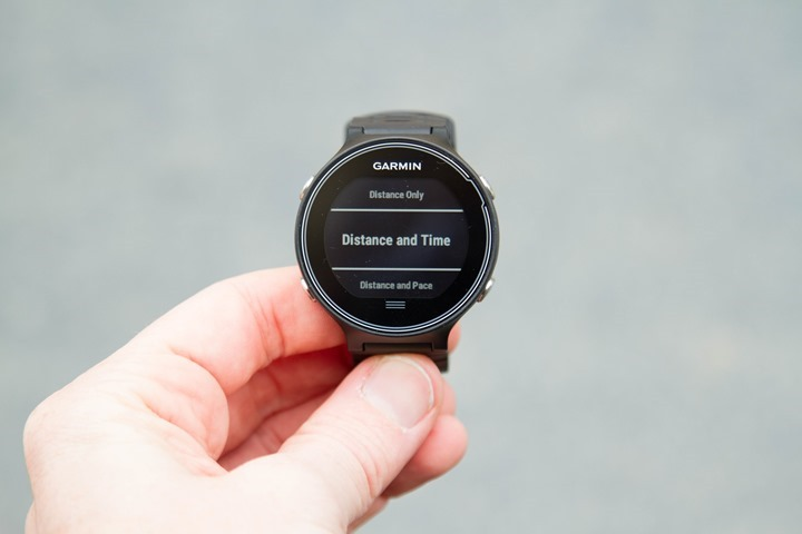 Garmin-FR630-Run-PacerSettings
