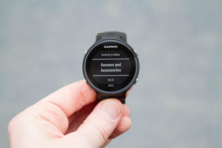 Garmin-FR630-Run-Sensors