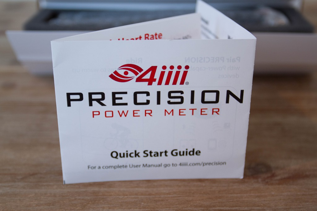 4iiii Precision Power Meter In-Depth Review | DC Rainmaker