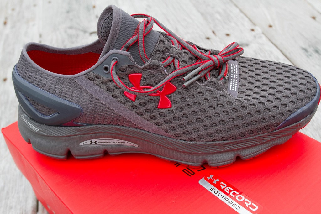big sale 79ed4 7b4a1 First Runs Impressions: Under Armour's Speedform Gemini 2 ...