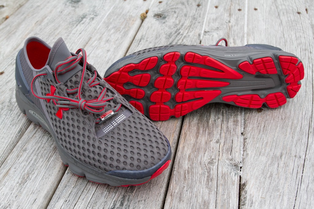 big sale aecc2 da62a First Runs Impressions: Under Armour's Speedform Gemini 2 ...