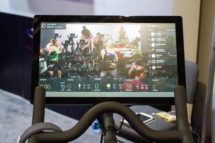 Peloton S Interesting Indoor Cycling Bike Platform Dc