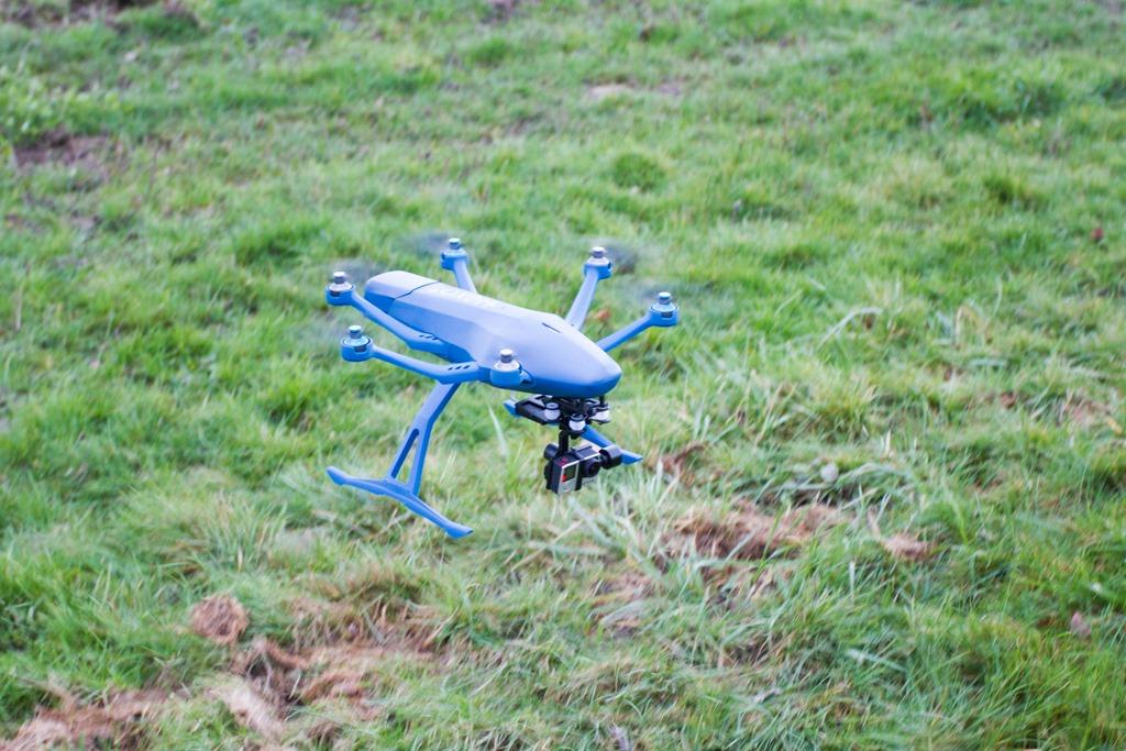 drone camera algerie