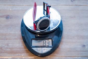 Garmin-Fenix3REd-WeightScale-90g