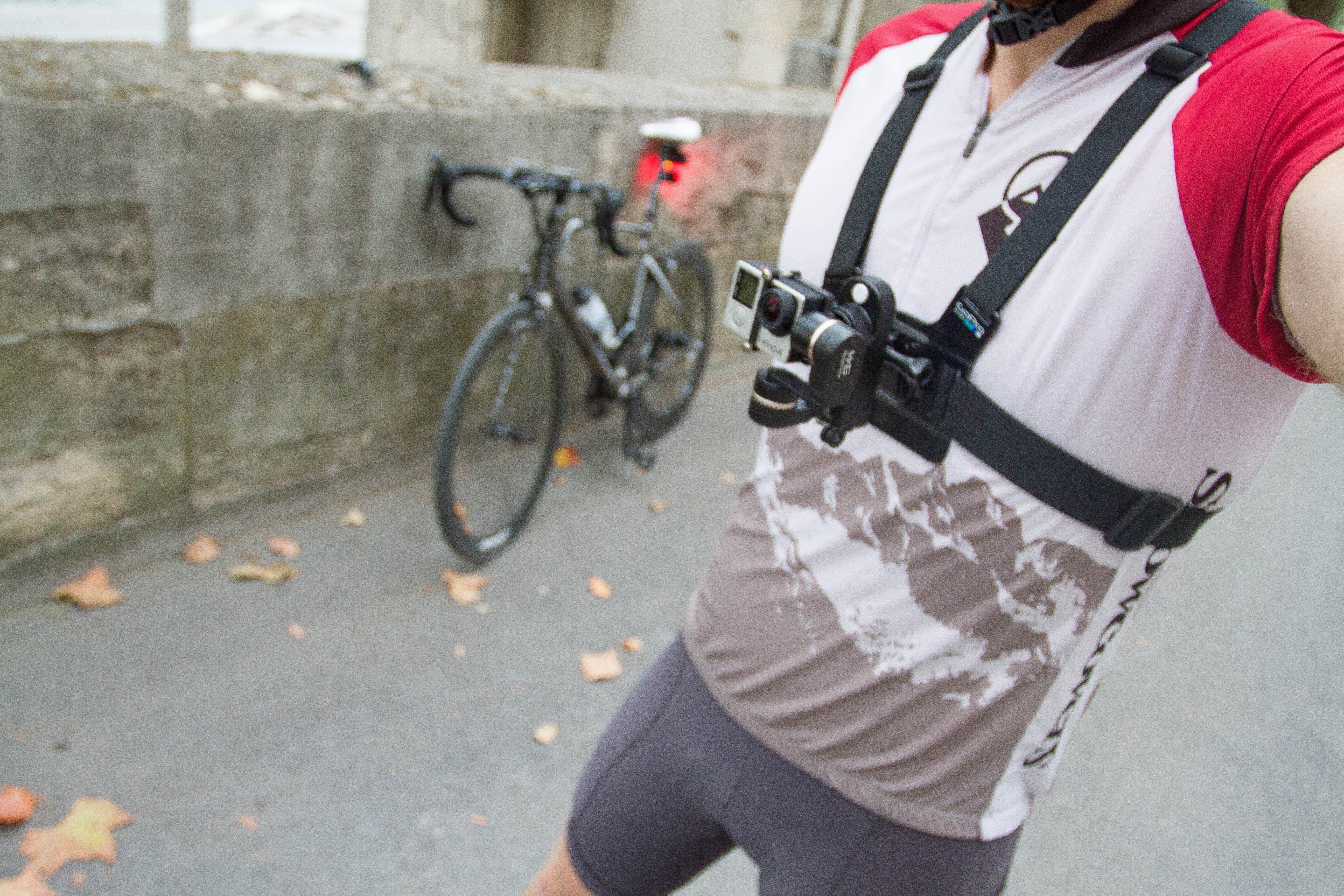 The Feiyu Tech Gopro Action Cam Wearable Gimbal In Depth