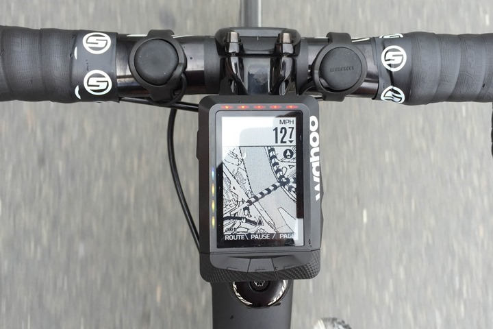 Wahoo ELEMNT GPS Bike Computer In-Depth Review | DC Rainmaker