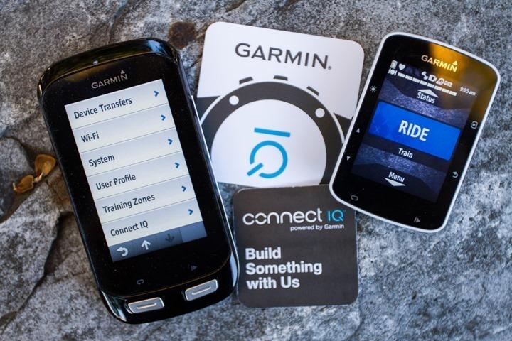Garmin releases Connect IQ for Edge 520 & Edge 1000 | DC