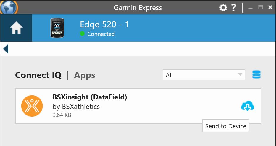 garmin express wont install