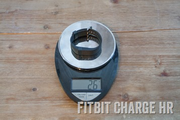 Fitbit-Charge-HR-Weight-26g