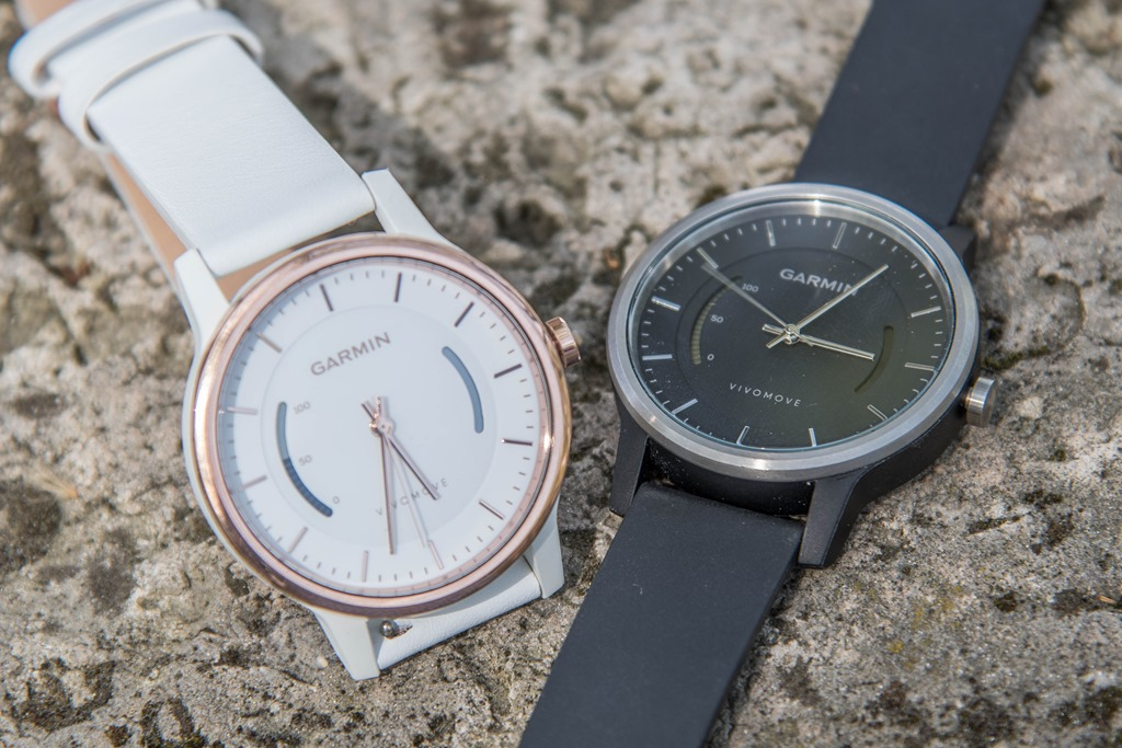 Hands-on with the new Garmin Vivomove watch