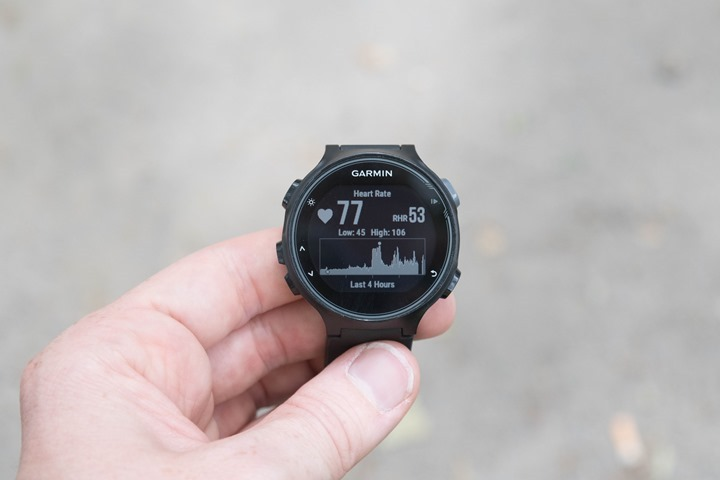 Garmin-FR735XT-Continual-HR