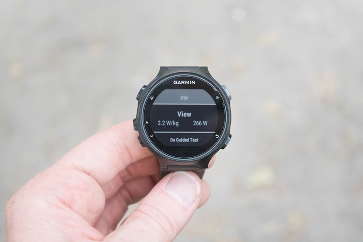 Garmin-FR735XT-FTP-FunctionalThresholdPower
