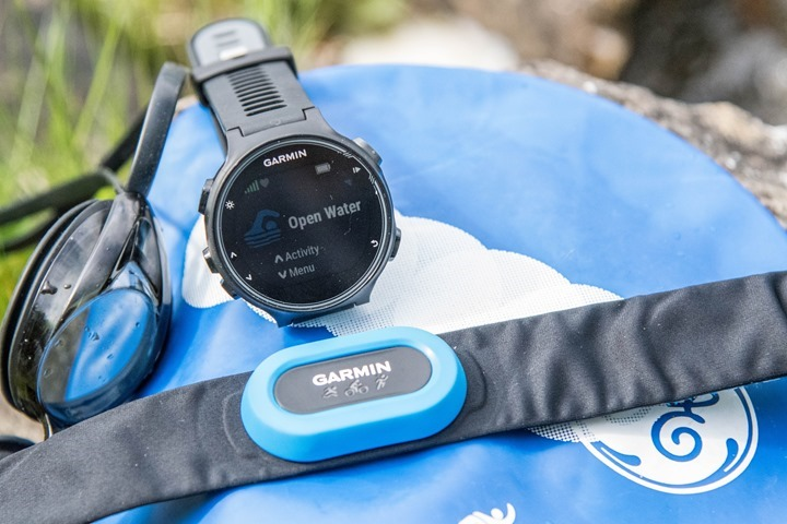 Garmin-FR735XT-OpenwaterSwimming